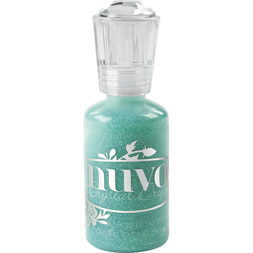 Nuvo Glitter Drops: Aquatic Mist