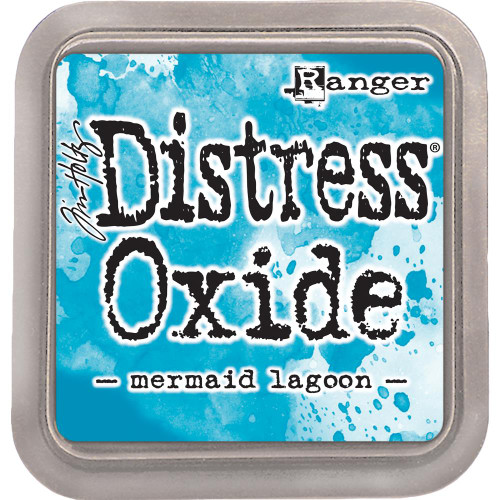 Distress Oxide Ink Pad: Mermaid Lagoon