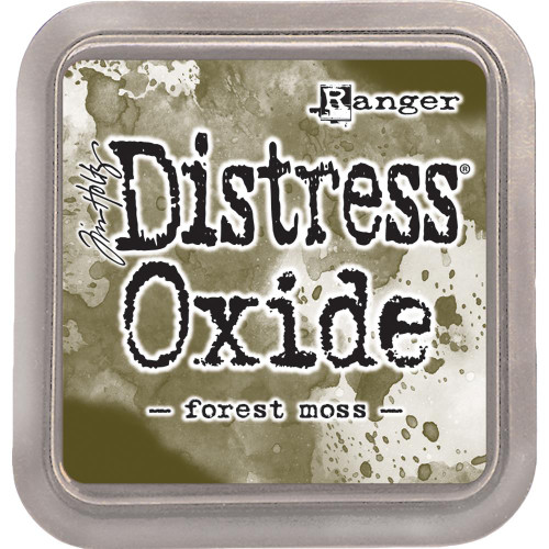Distress Oxide Ink Pad: Forest Moss