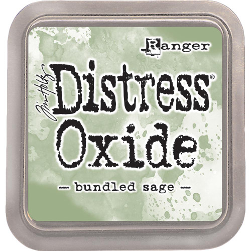 Distress Oxide Ink Pad: Bundled Sage