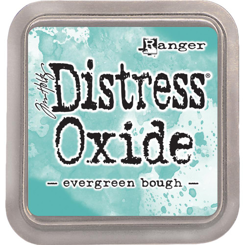 Distress Oxide Ink Pad: Evergreen Bough