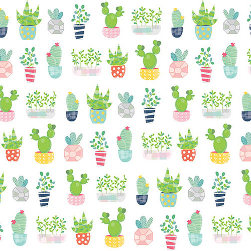 Bella Blvd Mom Life 12x12 Paper: Houseplants