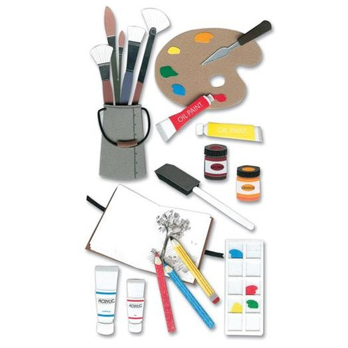 Jolee's Boutique Dimensional Stickers: Art Supplies