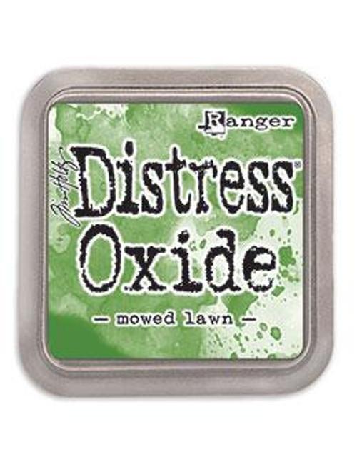 Distress Oxide Ink Pad: Mowed Lawn