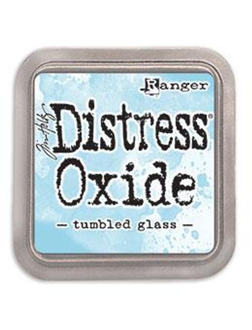 Distress Oxide Ink Pad: Tumbled Glass