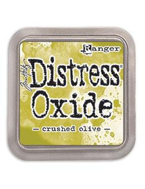 Distress Oxide Ink Pad: Crushed Olive