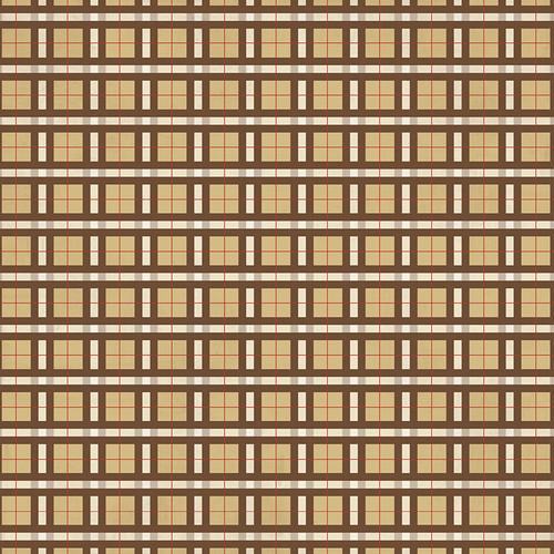 Authentique Pleasant 12x12 Paper:  Three
