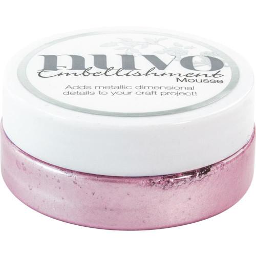 Nuvo Embellishment Mousse: Lilac Lavendar