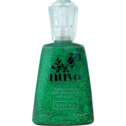 Nuvo Glitter Accents: Seasonal Pine