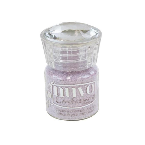 Tonic Studios Nuvo Embossing Powder: Soft Lilac