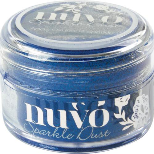 Tonic Studios Nuvo Sparkle Dust: Electric Blue
