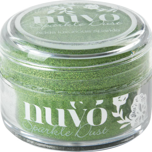 Tonic Studios Nuvo Sparkle Dust: Fresh Kiwi