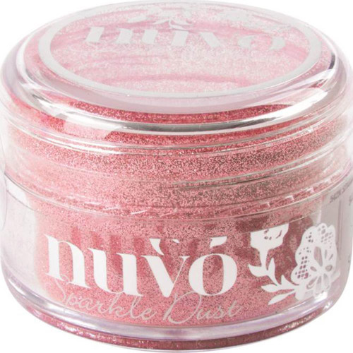 Nuvo Sparkle Dust: Rose Quartz