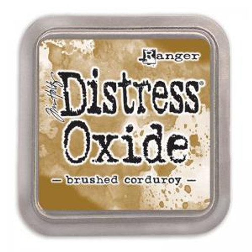Distress Oxide Ink Pad: Brushed Corduroy