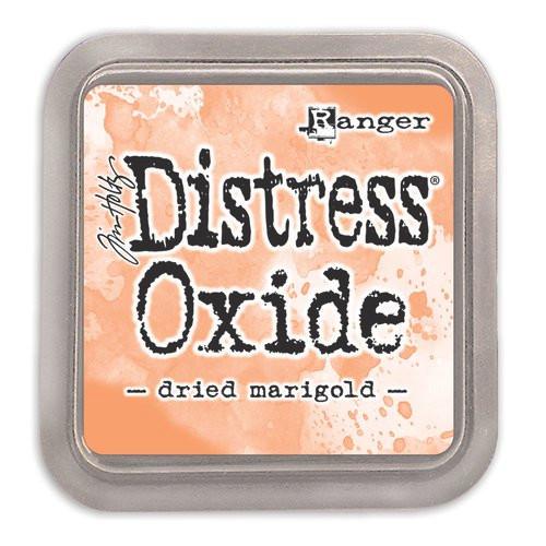 Distress Oxide Ink Pad: Dried Marigold