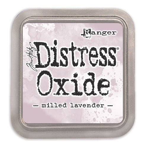 Distress Oxide Ink Pad: Milled Lavender