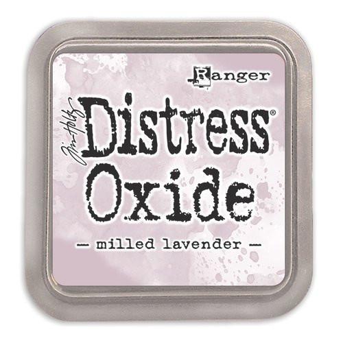 Distress Oxide Ink Pad: Milled Lavender