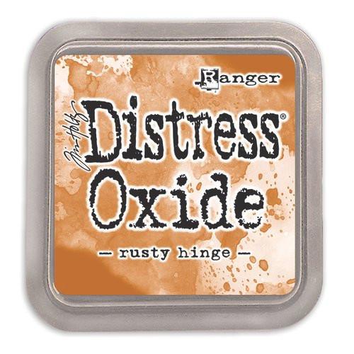 Distress Oxide Ink Pad: Rusty Hinge