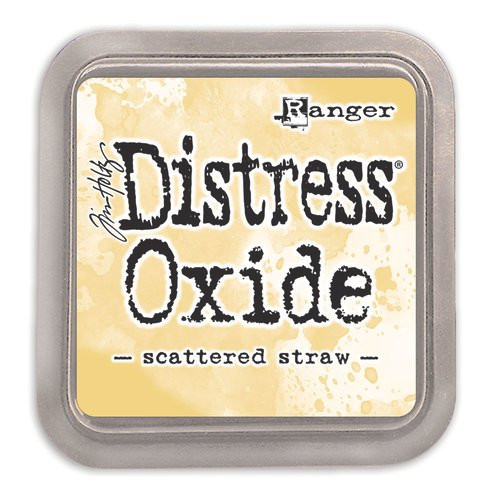 Distress Oxide Ink Pad: Scattered Straw