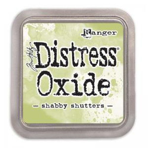 Distress Oxide Ink Pad: Shabby Shutters