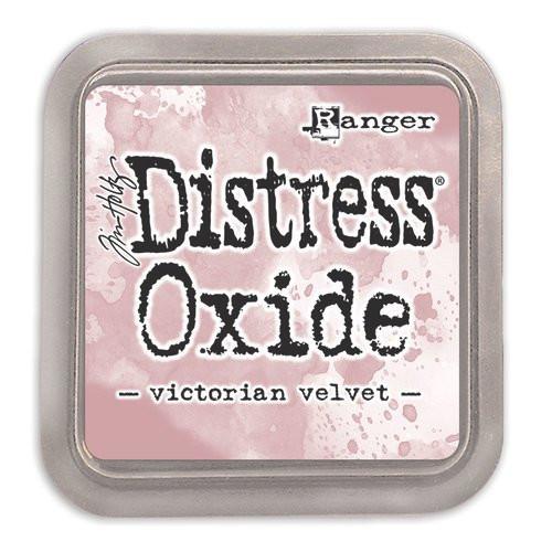 Distress Oxide Ink Pad: Victorian Velvet
