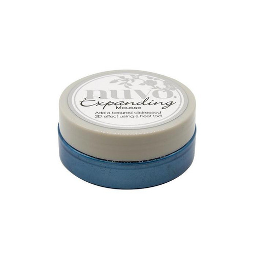 Nuvo Expanding Mousse: Boatyard Blue