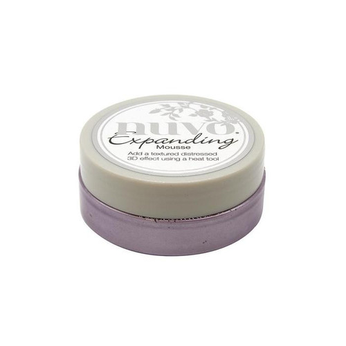 Nuvo Expanding Mousse: Misted Mauve