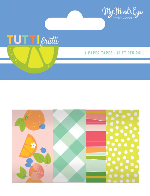 My Mind's Eye Tutti Frutti Washi