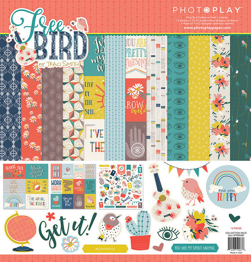 PhotoPlay Free Bird Collection Pack