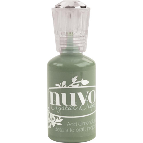 Nuvo Crystal Drops: Olive Branch (Gloss)