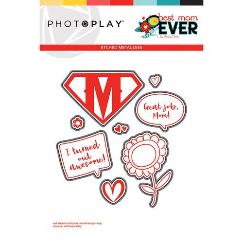 PhotoPlay Best Mom Ever Dies Element