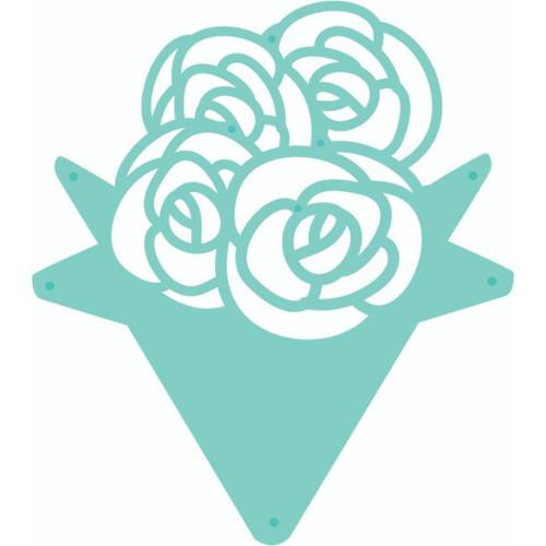 KaiserCraft DIY Cuts Decorative Die: Flower Bouquet