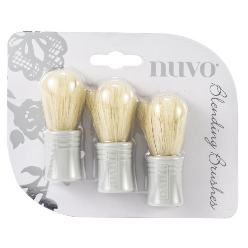 Tonic Studios Nuvo Blending Brushes