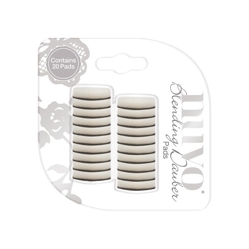 Nuvo Blending Dauber Replacement Pads (20/pkg)