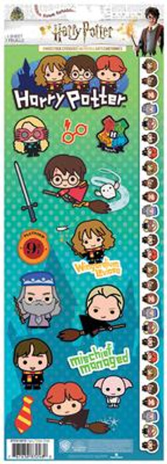 Paper House Productions Cardstock Stickers: Harry Potter Chibi