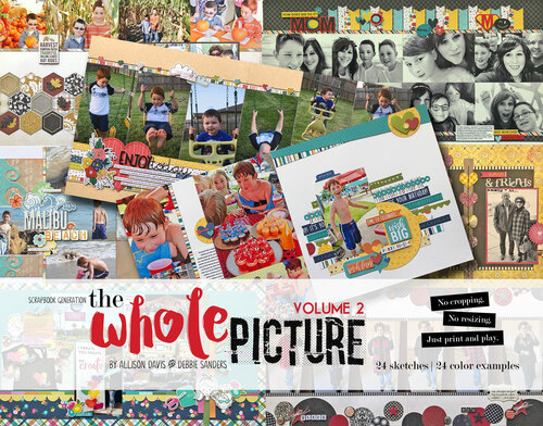 E-BOOK: The Whole Picture 2 (non-refundable digital download)