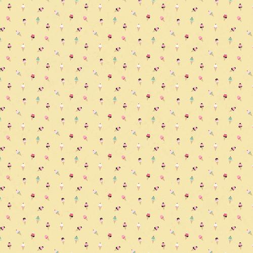 Authentique Confection 12x12 Paper: Three