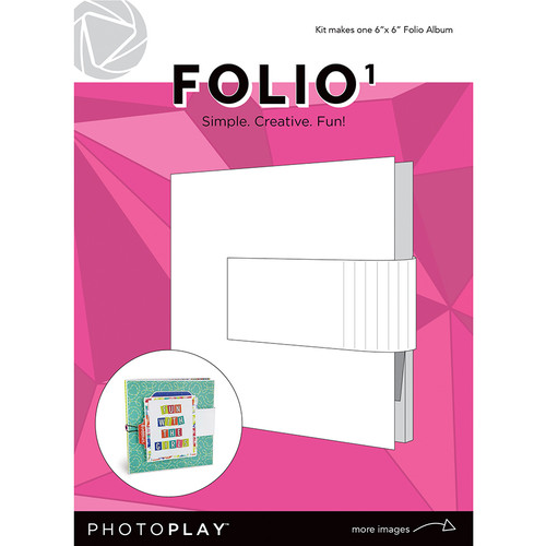 PhotoPlay Maker's Series Creation Bases | Folio 1