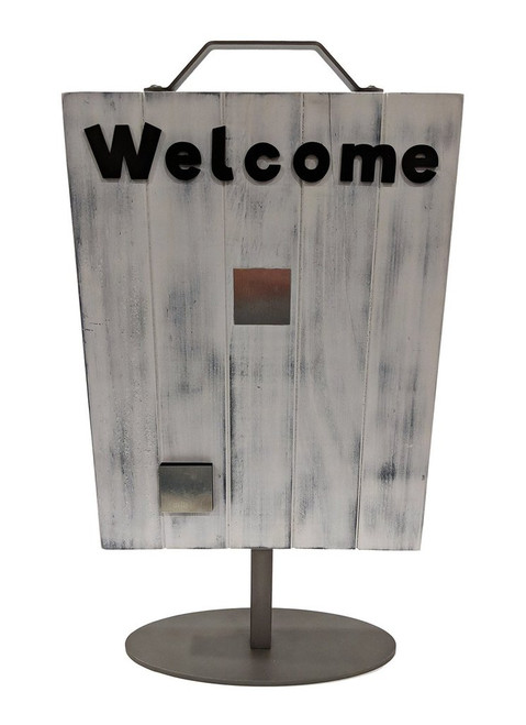 Foundations Decor: Welcome Sign