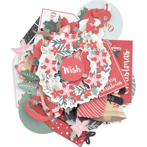KaiserCraft Peppermint Kisses Collectables Diecuts