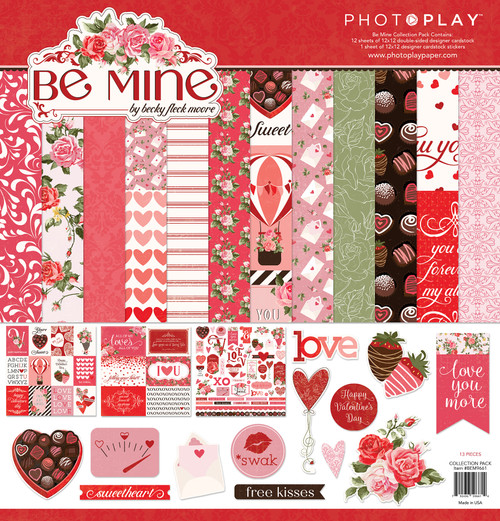 PhotoPlay Be Mine Collection Pack