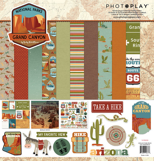 PhotoPlay National Parks Grand Canyon Collection Pack