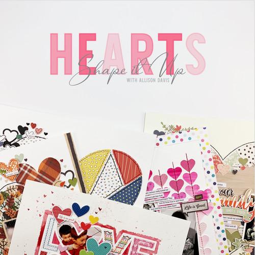 CLASS: Shape It Up with Allison Davis - HEARTS