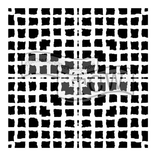 Crafter's Workshop 6x6 Template: Mesh Blocks