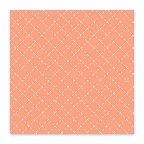 Pretty Little Studio Feels Like Fall 8x8 Paper (Single Sided) | Feeling Cozy