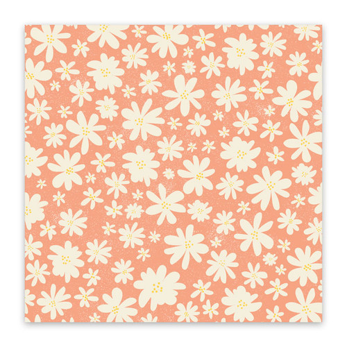 Pretty Little Studio Feels Like Fall 8x8 Paper (Single Sided) | Feeling Fancy