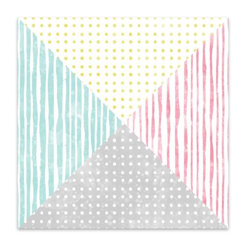 Pretty Little Studio It's Your Birthday 8x8 Paper (Single Sided) | Birthday 01