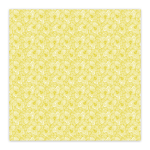 Pretty Little Studio Shine Bright 12x12 Paper (Single Sided) | Let it Go 12x12