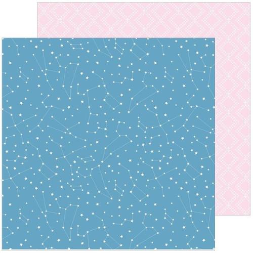 Pinkfresh Studio My Favorite Story 12x12 Paper: Beauty of simplicity