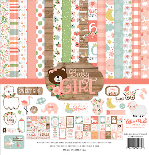 Echo Park Baby Girl Collection Kit